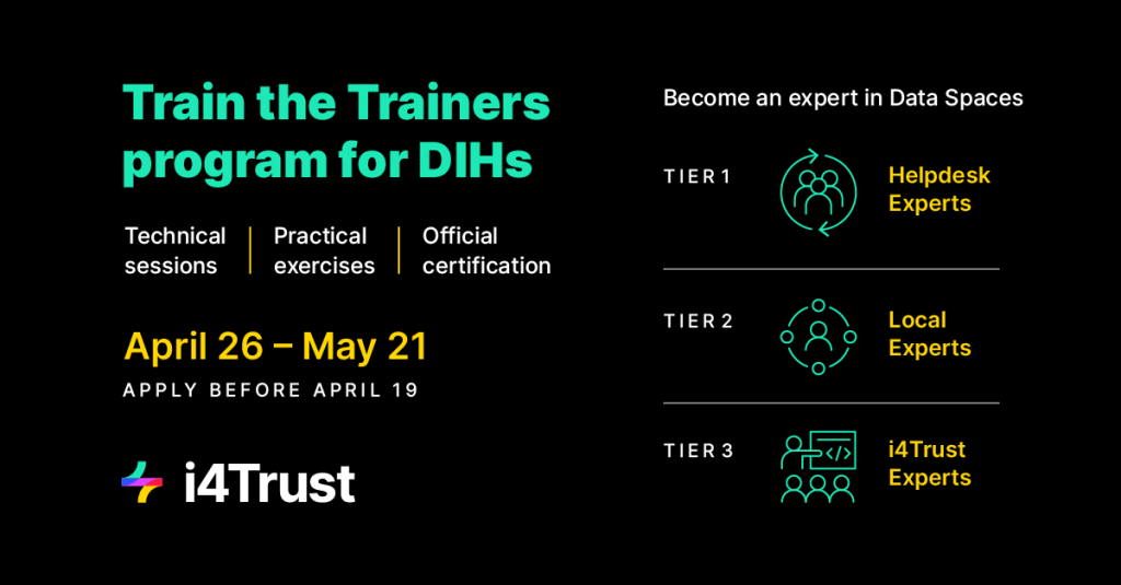 i4Trust Train the Trainers Programme